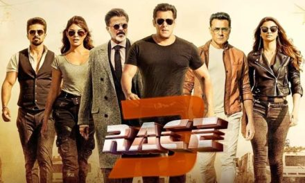 Race 3 Movie Set To Release On 15 June 2018