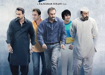 Sanju Movie Set To Release On 29th June 2018