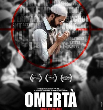 Omerta Movie Set To Release On 4th May 2018