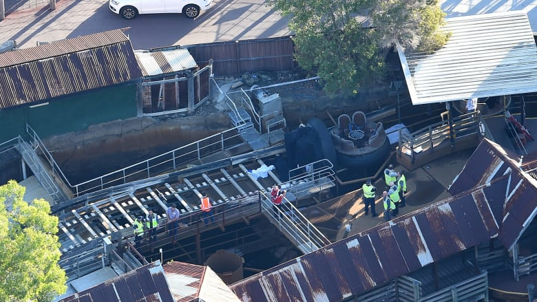 Dreamworld electrical staff 'distracted' by faults that day: inquest
