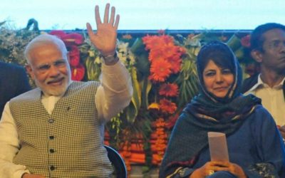 India Kashmir: Direct rule imposed after BJP quits alliance