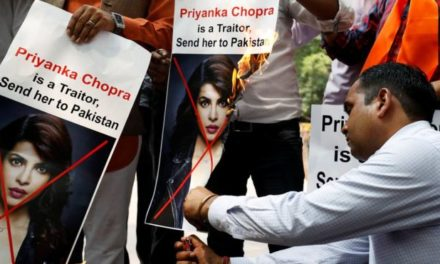 Priyanka Chopra sorry for Quantico Hindu plotline