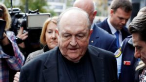 Archbishop Philip Wilson resigns after sex abuse cover-up