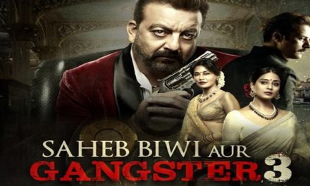 Saheb Biwi Aur Gangster 3 Movie Set To Release On 27 July 2018