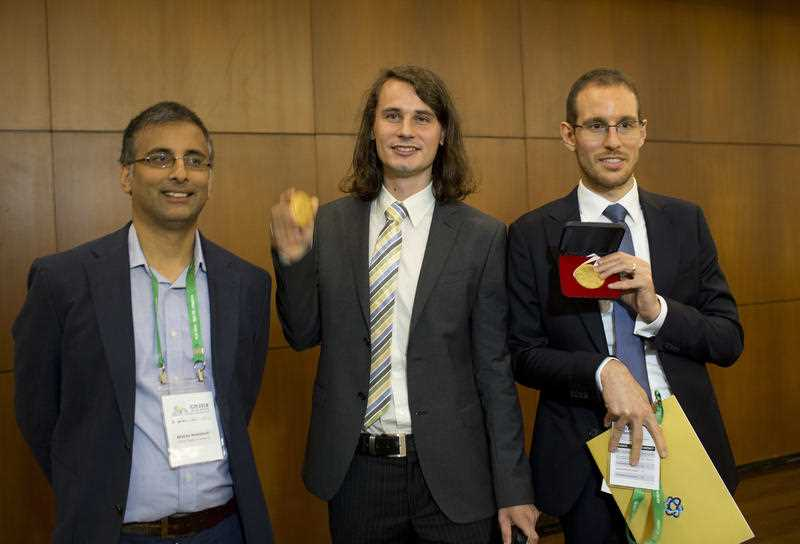 Aussie Akshay Venkatesh wins 'the Nobel Prize of mathematics'
