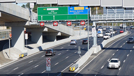 New westbound on-ramp to ICB now open