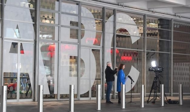 ABC chair resigns over Australian political interference claims