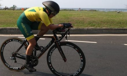 Amanda Reid: Australian Paralympian 'exaggerated symptoms'