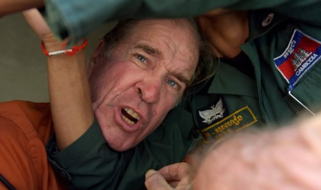 James Ricketson: Jailed Australian filmmaker pardoned in Cambodia