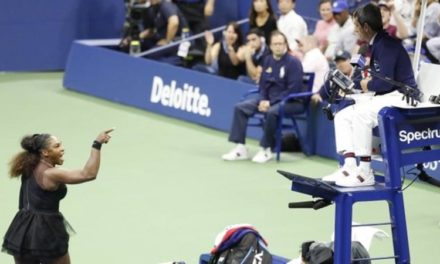 US Open 2018: Serena Williams accuses umpire of sexism after outbursts in final