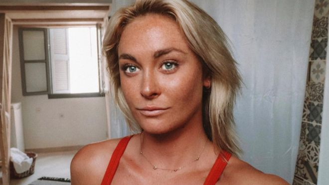 Sinead McNamara, Australian Instagram model, dies on Greek yacht