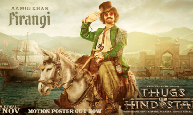 Thugs of Hindostan to witness exclusive Trailer Launch at HOYTS IMAX