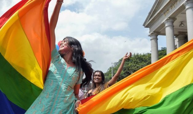 India court rules lesbian couple can live together