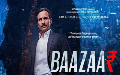 Baazaar Movie Set To Release On 26 October 2018