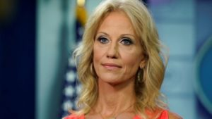Kellyanne Conway: 'I'm a victim of sexual assault'
