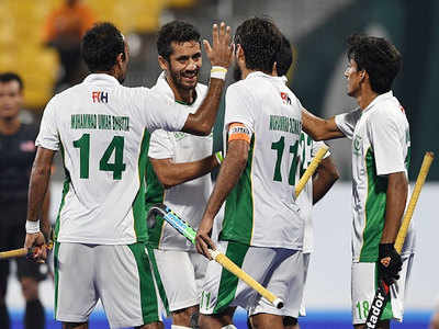Pakistan Hockey Players Get Visas for World Cup
