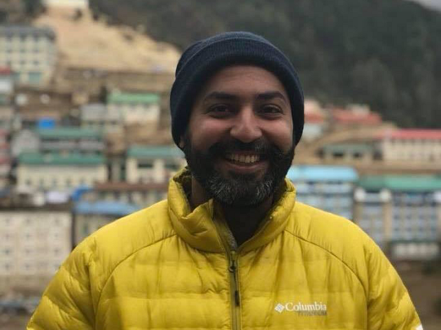 This 29-Year-Old Could Be the First Pakistani To Dog-Sled Across the Arctic