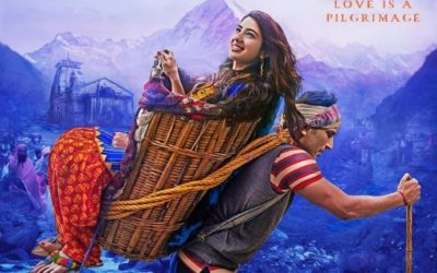 Upcoming New Movie 7 December 2018 Kedarnath – Trailer
