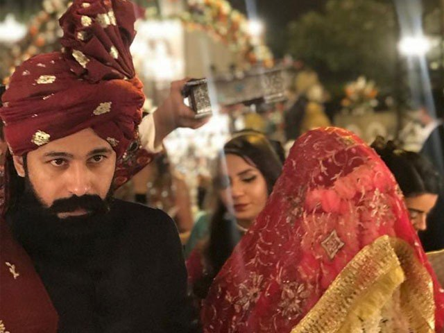 Wedding Bells: Model Abbas Jaffrey Ties the knot