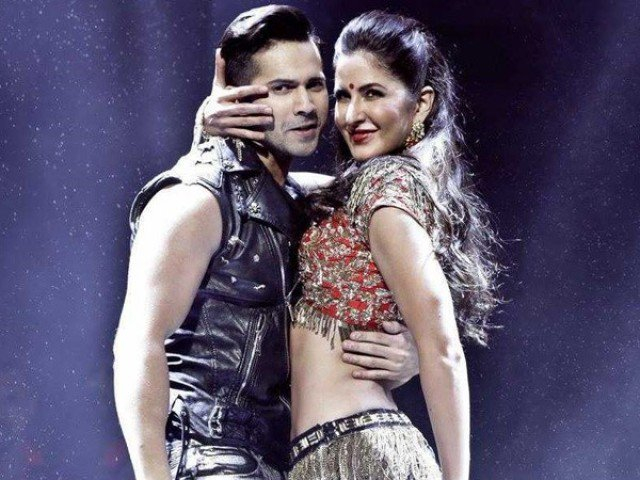 Katrina Kaif Opts Out of Playing Pakistani Dancer in Varun Dhawan's Next