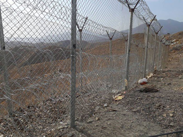 Pakistan-Afghan Border: Army Completes Fencing of 482km Border Strip