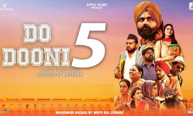 Do Dooni Panj Movie Set To Release On 11 January 2019