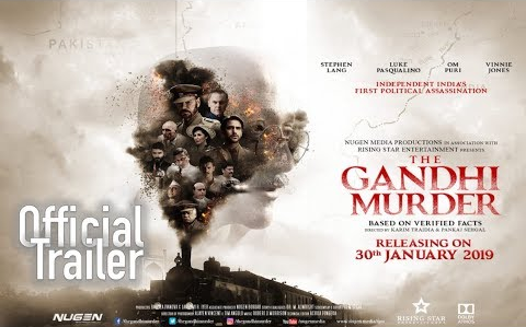 The Gandhi Murder Official Trailer – Starcast and Release Date