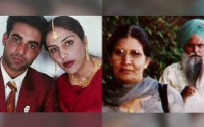 Canadian honour killing suspects extradited to India