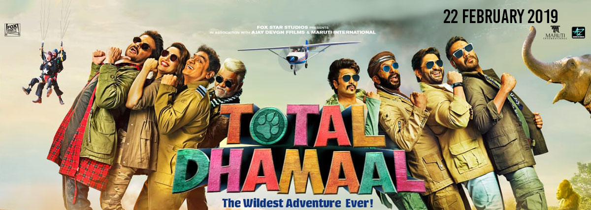 Total Dhamaal Movie – Official Trailer