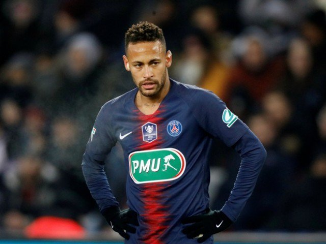 Neymar Cried for Two Days After New foot Injury