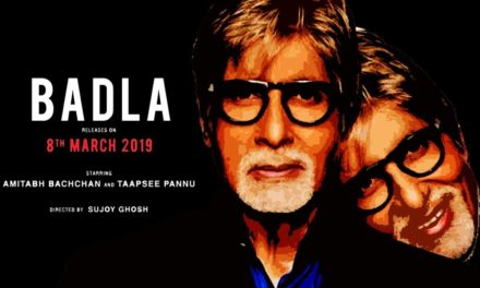 Badla | Official Trailer | Amitabh Bachchan | Taapsee Pannu