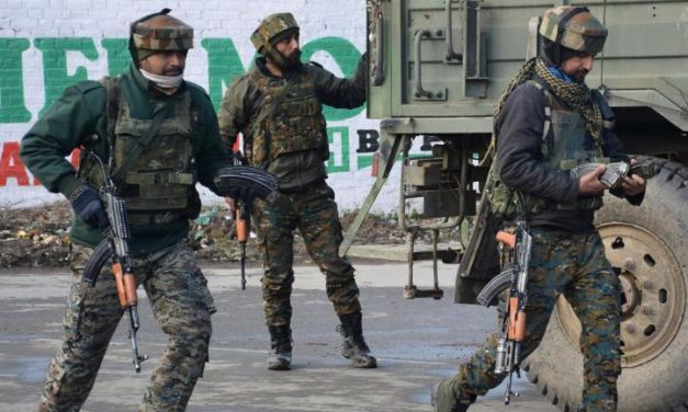 3 Militants killed in Encounter in Jammu and Kashmir