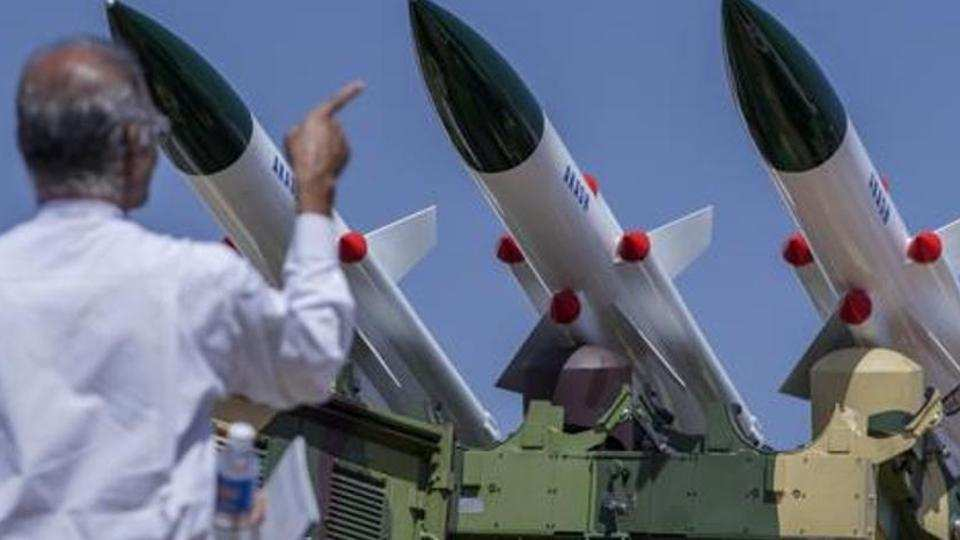 After 10 Years, India no Longer World's top Weapons Importer