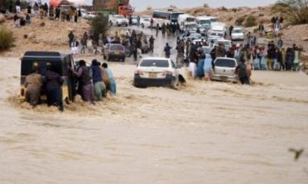 Army Steps in to Help flood Affectees in Balochistan