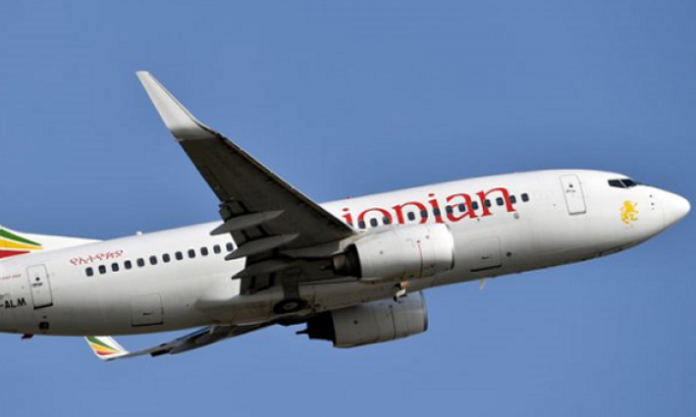 No survivors as Ethiopian Airlines flight Crashes with 157 Aboard