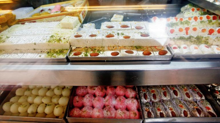 Food Safety Department Conducts Raids at Delhi Sweetshops Ahead of Holi