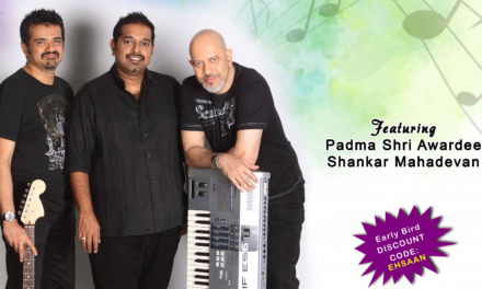 Shankar, Ehsaan and Loy Live in Brisbane