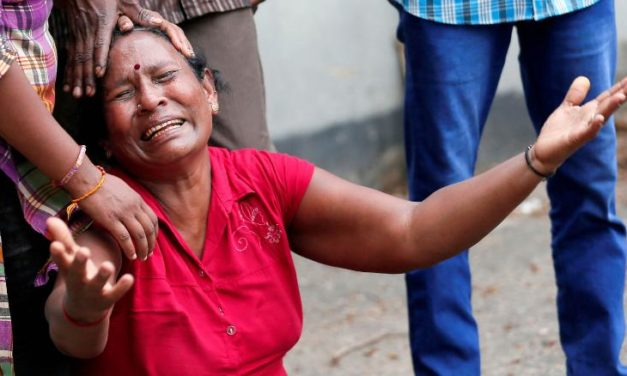 Bombs Tear through Sri Lankan Churches and Hotels killing More than 200 People
