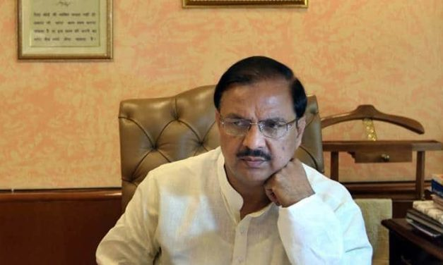 Journalist Arrested for Blackmailing Mahesh Sharma