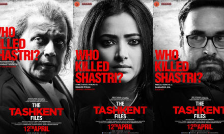 The Tashkent Files – Official Trailer – Vivek Agnihotri
