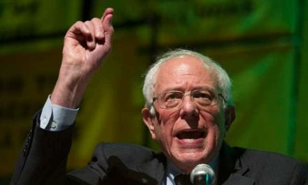 Bernie Sanders Urges Political Revolution Green New Deal Support
