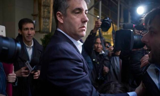Michael Cohen by Turns Lawyer and Witness Becomes an Inmate