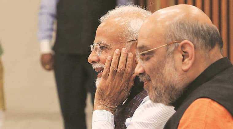 Marathon PM Modi-Amit Shah Meeting Sets Stage for Govt formation