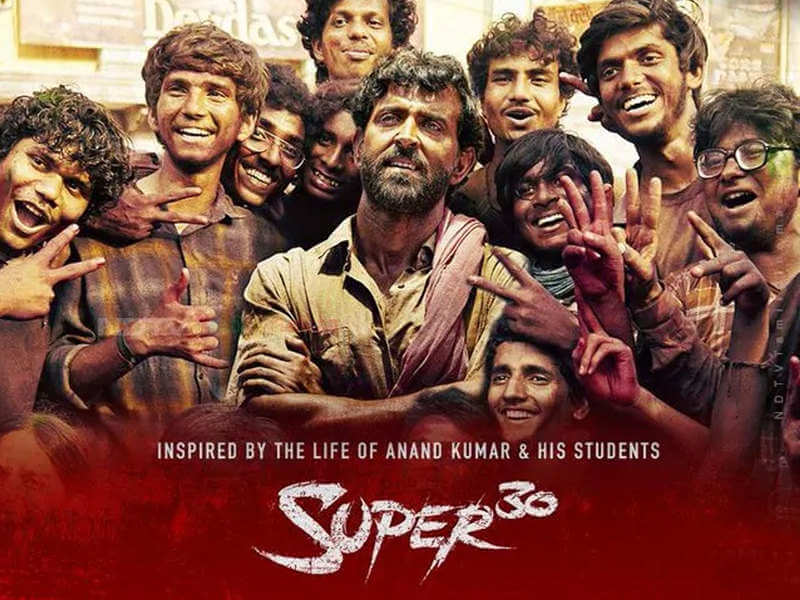 Super 30 – Official Trailer – Hrithik Roshan -12 July 2019