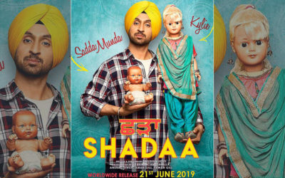 SHADAA Official Trailer – Diljit Dosanjh – Neeru Bajwa – 21st June 2019