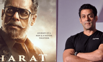 BHARAT Movie – Official Trailer – Release Date 5 June 2019