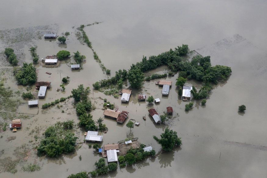 Assam Flood Death Toll Rises to 86, Over 50,000 Still in Relief Camps