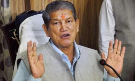 I Have Played My Inning: Congress Leader Harish Rawat Hints at Quitting Active Politics