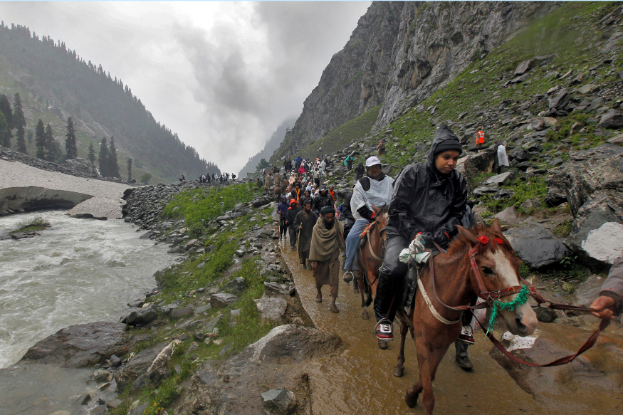 Held Hostage for Pilgrim Convoy: Curbs on Civilian Traffic During Amarnath Yatra Irk Kashmir Locals