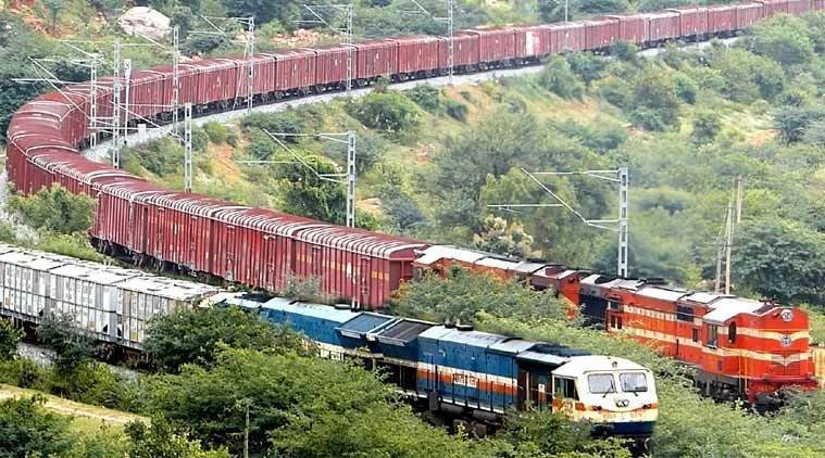 Goods Train Derails Between Mumbai and Pune, Services Affected